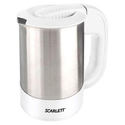 Электрический чайник Scarlett SC-022 Белый