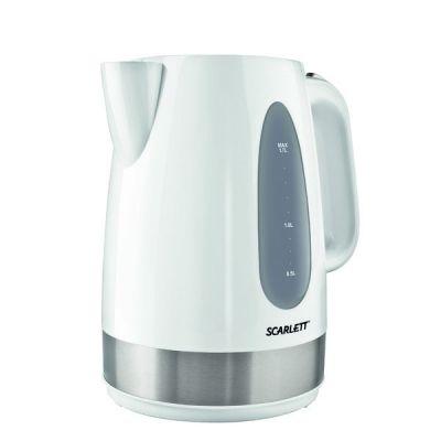 Электрический чайник Scarlett SC-1028 Белый