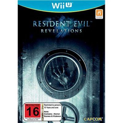 ���� ��� Nintendo (Wii U) Resident Evil: Revelations