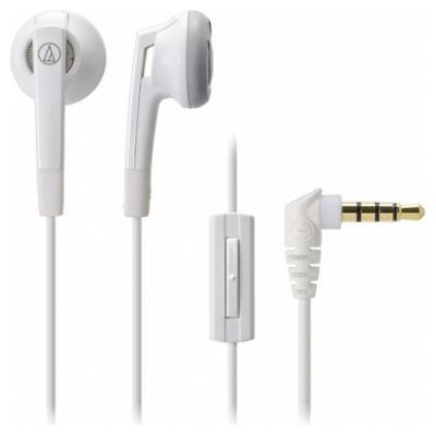 Наушники Audio-Technica ATH-C505 iS wh
