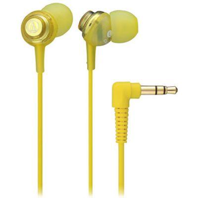 Наушники Audio-Technica ATH-CKL202 yl