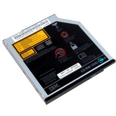 Lenovo Привод ThinkPad DVD Ultrabay Slim Burner (41N5643)