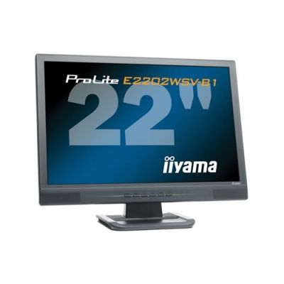 Монитор (old) Iiyama Pro Lite E2202WSV-B1