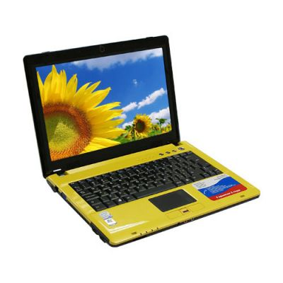 Ноутбук RoverBook Navigator V212VHB T5750 (yellow) (GPB06249)