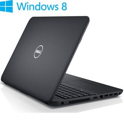 Ноутбук Dell Inspiron 3521 Black 3521-7633