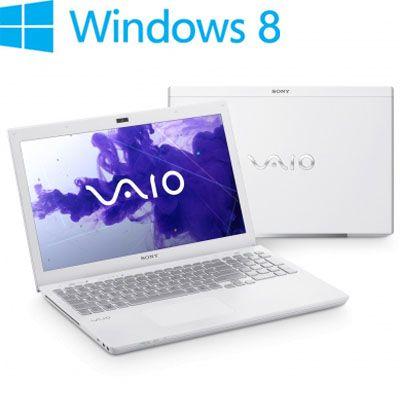 Ноутбук Sony VAIO SV-S1513M1R/W