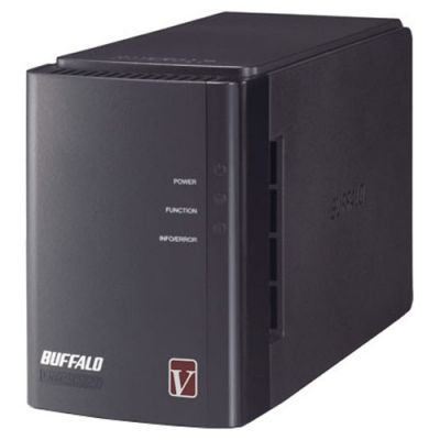 Внешний жесткий диск Buffalo LinkStatio Pro Duo 4TB (LS-WV4.0TL/R1-EU)