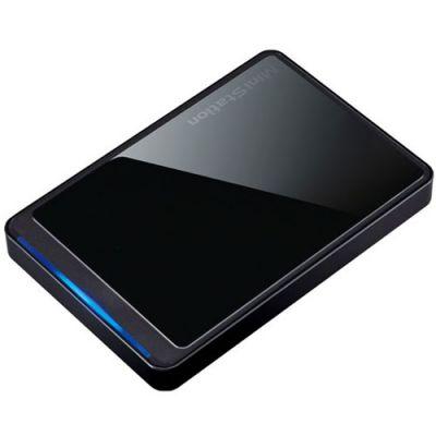 ������� ������� ���� Buffalo MiniStation USB2.0 1TB Black (HD-PC1.0U2B-RU)