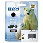 Картридж Epson 26XL Black/Черный (C13T26214010)