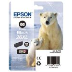 ��������� �������� Epson �������� (C13T26314010) epson 26XL ��� XP-600/700/800 (photo black) C13T26314010