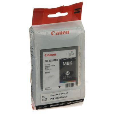 Картридж Canon PFI-103MBK Matte Black/Матовый Черный (2211B001)