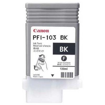 Картридж Canon PFI-103BK Black/Черный (2212B001)