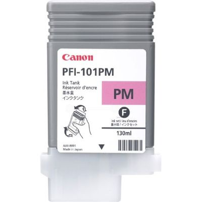 Картридж Canon PFI-101PM Magenta/Пурпурный (0888B001)
