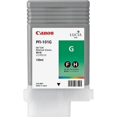 Картридж Canon PFI-101G Green/Зеленый (0890B001)