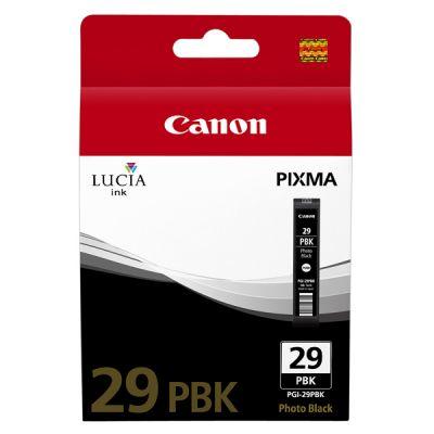 Картридж Canon PGI-29 PBK Black/Черный (4869B001)