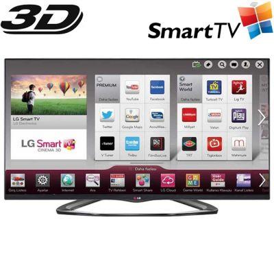 Телевизор LG 47LA660V