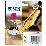 Картридж Epson Magenta/Пурпурный (C13T16234010)