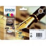 ��������� �������� Epson ����� ���������� epson ��� WF-2010W (CMYK) (���������� �������) C13T16364010