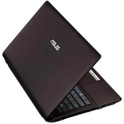 Ноутбук ASUS X53BE 90NN8I118W23110053AC