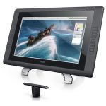Графический планшет Wacom Cintiq 22HD touch DTH-2200