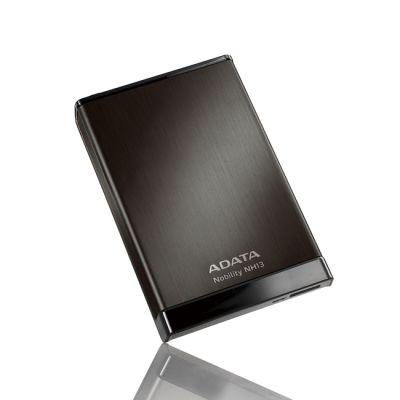 "Внешний жесткий диск ADATA NH13 2.5"" 500Gb USB 3.0 Black ANH13-500GU3-CBK"