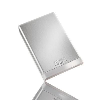 "Внешний жесткий диск ADATA NH13 2.5"" 500Gb USB 3.0 Silver ANH13-500GU3-CSV"