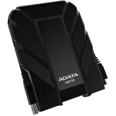 "Внешний жесткий диск ADATA HD710 2.5"" 640Gb USB 3.0 Black AHD710-640GU3-CBK"