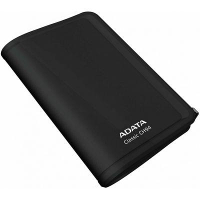 """������� ������� ���� ADATA CH94 2.5"""" 1000Gb USB 3.0 Black ACH94-1TU-CBK"""