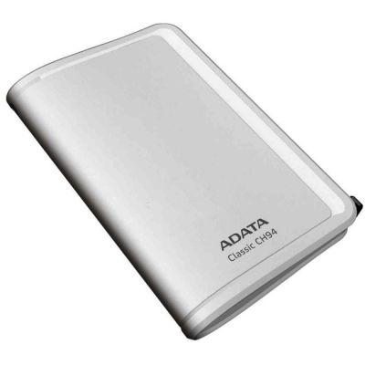 """Внешний жесткий диск ADATA CH94 2.5"""" 500Gb USB 3.0 White ACH94-500GU-CWH"""