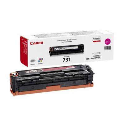 Картридж Canon 731 M Magenta/Пурпурный (6270B002)