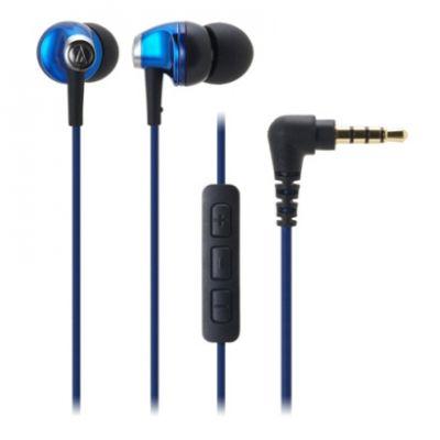 Наушники Audio-Technica ATH-CK313i bl