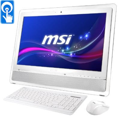 Моноблок MSI Wind Top AE2410G-260RU White