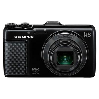 Компактный фотоаппарат Olympus SH-25MR/Black V107020BE000