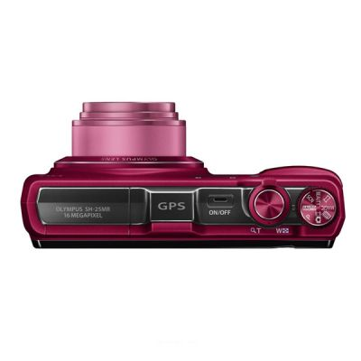 Компактный фотоаппарат Olympus SH-25MR/Red V107020RE000