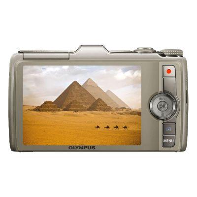 Компактный фотоаппарат Olympus SH-25MR/Gold V107020GE000