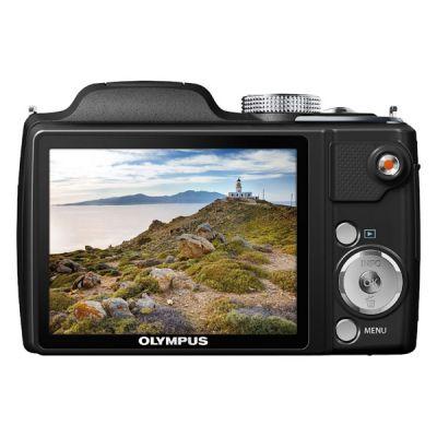 Компактный фотоаппарат Olympus SP-620UZ/Black V103040BE000