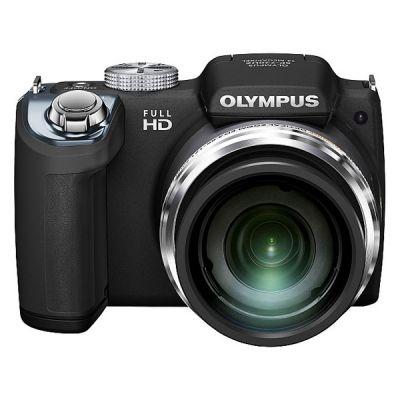Компактный фотоаппарат Olympus SP-720UZ/Black V103030BE000