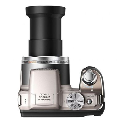 Компактный фотоаппарат Olympus SP-810UZ/Silver V103020SE000