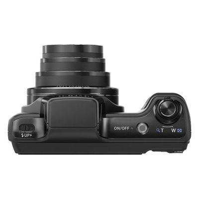 Компактный фотоаппарат Olympus SZ-15/Black V102110BE000