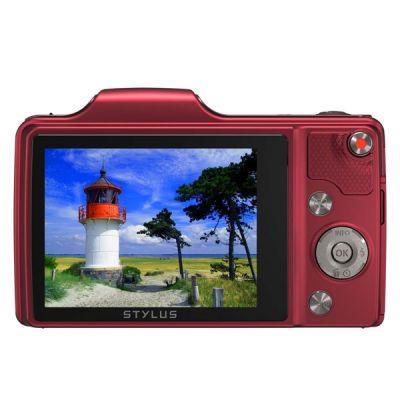 Компактный фотоаппарат Olympus SZ-15/Red V102110RE000