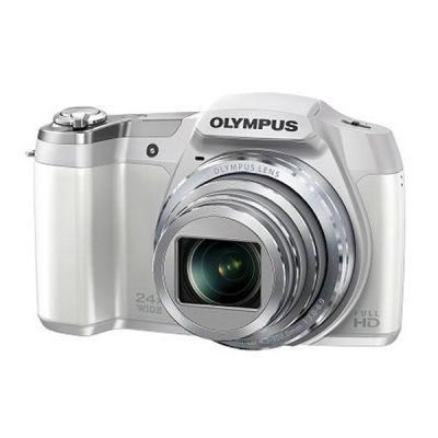 Компактный фотоаппарат Olympus SZ-16/White V102100WE000