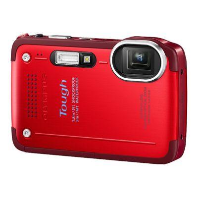 Компактный фотоаппарат Olympus Tough TG-630/Red V104110RE000