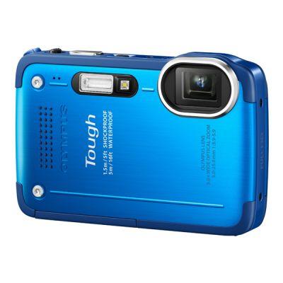 Компактный фотоаппарат Olympus Tough TG-630/Blue V104110UE000