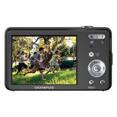 Компактный фотоаппарат Olympus VG-150/Black