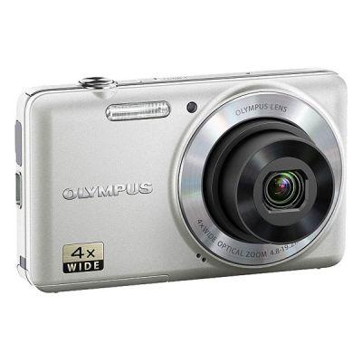 Компактный фотоаппарат Olympus VG-150/Silver