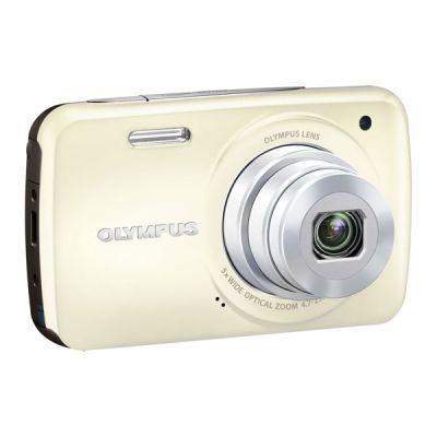 Компактный фотоаппарат Olympus VH-210/White V108010WE000
