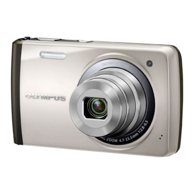 Компактный фотоаппарат Olympus VH-410/Silver V108030SE000