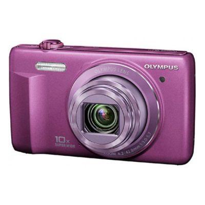 Компактный фотоаппарат Olympus VR-340/Purple V105080VE000