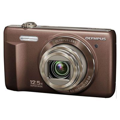Компактный фотоаппарат Olympus VR-360/Brown V105050NE000