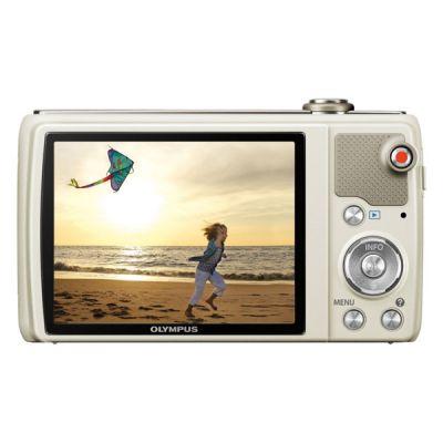 Компактный фотоаппарат Olympus VR-360/White V105050WE000